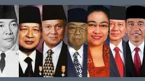Presiden Indonesia dari Masa Ke Masa » DIALEKSIS :: Dialetika dan Analisis
