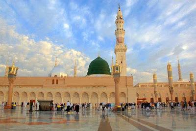 10 Fakta Unik Masjid Nabawi